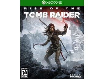 67% off Rise Of The Tomb Raider - Xbox One