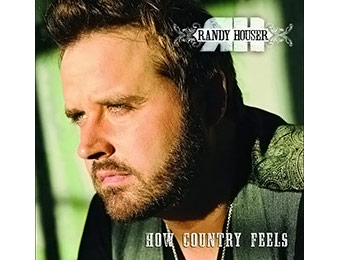 50% off Randy Houser: How Country Feels (Audio CD)