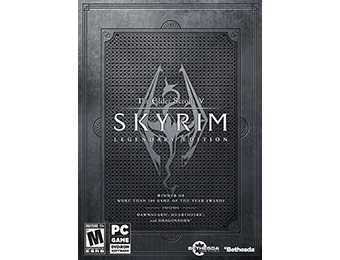 33% off The Elder Scrolls V: Skyrim Legendary Edition (PC)