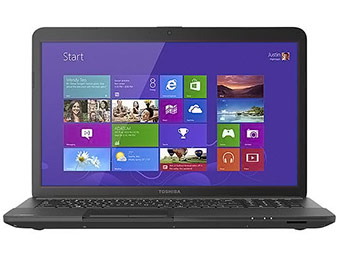 "Deal: Toshiba C875D/S7101 17.3"" Satellite Laptop (AMD/4GB/500GB)"