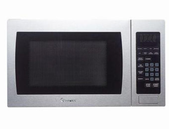 Magic Chef MCM990ST Stainless Steel Countertop Microwave