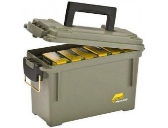 64% off Plano 131200 Ammo Can, 6-8 Boxes, O-Ring, Water-Resistant
