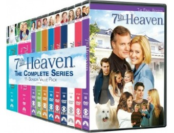 77% off 7th Heaven: The Complete Series (DVD)