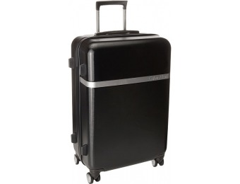 82% off Calvin Klein Libertad 2.0 24 Upright Suitcase (Black) Luggage