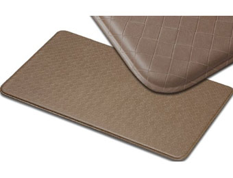"$65 off Anti-Fatigue Nantucket Series 20"" x 36"" Comfort Mat"