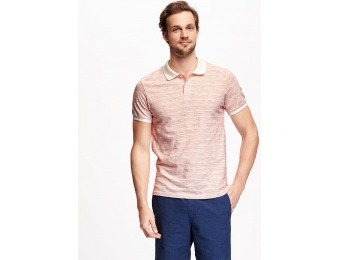 72% off Old Navy Jersey Polo For Men (big & tall sizes)
