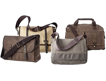 Merona Messenger Bag Collection for $14 - $18 (reg. $19.99 - $29.99)