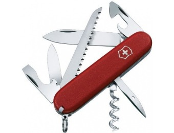 25% off Victorinox Swiss Army Camper II Folding Camping Knife