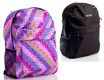 74% off Back-to-School Backpack Sale, 17 Styles