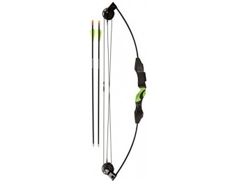 65% off Barnett Banshee Quad Junior Compound Bow Archery Set