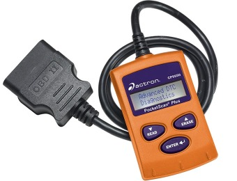 $71 off Actron CP9550 OBD-II PocketScan Plus Diagnostic Reader