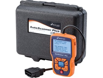 $198 off Actron CP9580AL Enhanced AutoScanner Plus & Case