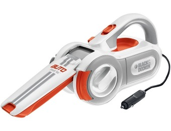 $15 off Black & Decker PAV1200W 12V Automotive Pivoting Vacuum