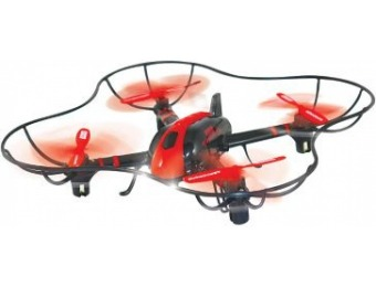 75% off TechToyz Aerodrone Wireless Drone w/ Camera, SD Card