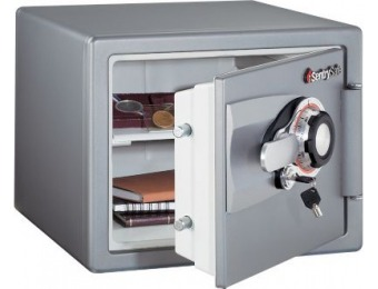 55% off SentrySafe 0.8-cubic-foot Combination Lock Fire Safe