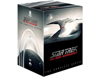 $61 off Star Trek: The Next Generation - Complete Series (DVD)