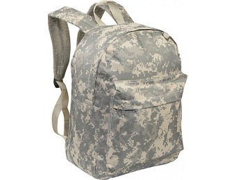 52% off Everest Digital Camo Classic Backpack - Digital Camo