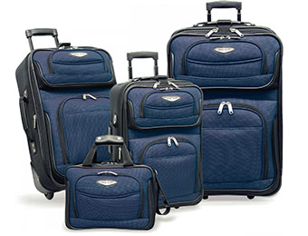 $35 off Travel Select Amsterdam 4-piece Luggage Set