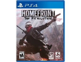 83% off Homefront: The Revolution - Playstation 4