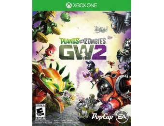 83% off Plants Vs Zombies: Garden Warfare 2 - Xbox One