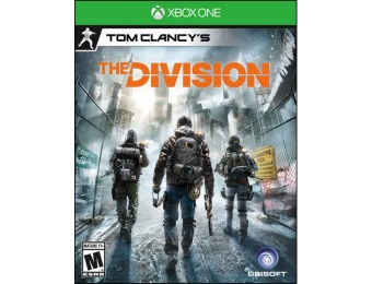 $42 off Tom Clancy's The Division - Xbox One