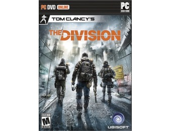 $40 off Tom Clancy's The Division - Windows