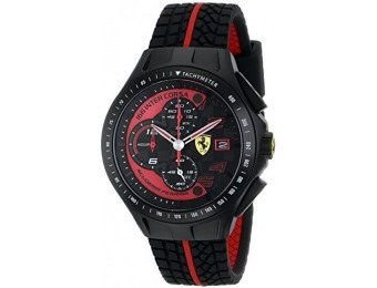 $218 off Ferrari Men's 0830077 Race Day Chronograph Watch