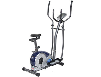 45% off Body Champ BRM3671 Cardio Dual Trainer