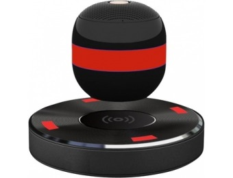 60% off Digital Treasures Portable Bluetooth Speaker