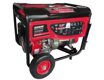 $217 off Smarter Tools ST-GP6500 6500W Portable Gasoline Generator