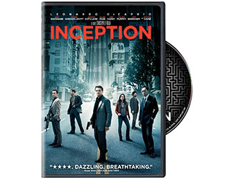 75% off Inception on DVD