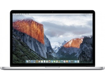 "$150 off Apple MJLQ2LL/A Macbook Pro 15.4"" Display"
