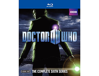 74% off Doctor Who: Complete Sixth Series on Blu-ray