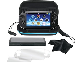 60% off DreamGear Playstation Vita 7-in-1 Starter Kit