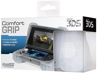 62% off DreamGear Nintendo 3DS Comfort Grip