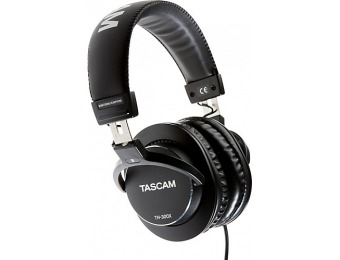 80% off Tascam Th-300X Studio Headphones