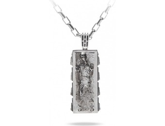 67% off Han Solo in Carbonite Pendant, Shadow Series