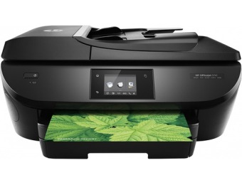 40% off HP Officejet 5741 Wireless All-in-one Printer - Black