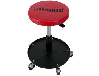 39% off Craftsman 51164 Adjustable Mechanics Seat