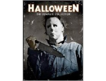 56% off Halloween: The Complete Collection Blu-ray
