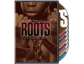 67% off Roots on DVD (Seven-Disc 30th Anniversary Edition)
