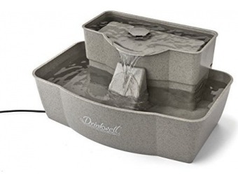 69% off PetSafe Drinkwell Multi-Tier Pet Fountain