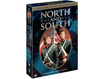 79% off North & South: The Complete Collection on DVD