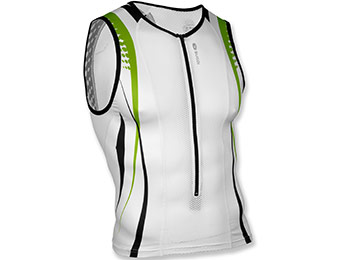 72% off Sugoi Sonic Tri Men's Triathlon Tank Top