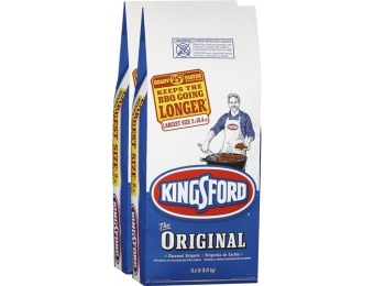 51% off Kingsford 2-Pack (37.2-lb Total) Charcoal Briquettes
