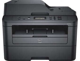 50% off Dell E514dw Wireless Black and white All-in-one Laser Printer