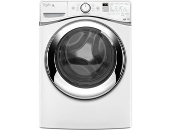 40% off Whirlpool Duet 4.3-cu ft HE Front-Load Washer WFW8740DW