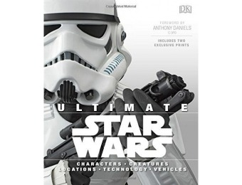 42% off Ultimate Star Wars (Hardcover)
