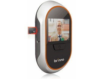 75% off Brinno PHV133012 Digital PeepHole Viewer