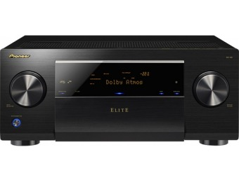 $400 off Pioneer Elite SC-95 9.2-ch. Network-ready 4K/3D A/V Receiver